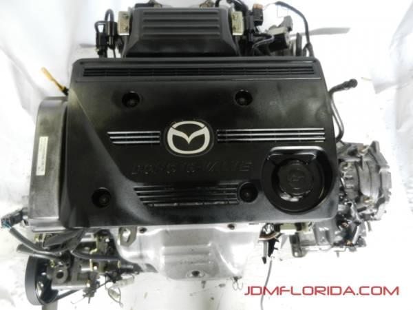 Photo 1998 - 2003 MAZDA PROTEGE  PROTEGE 5 DOHC 2.0L ENGINE 2002 2001 - $599 (JDM FLORIDA)