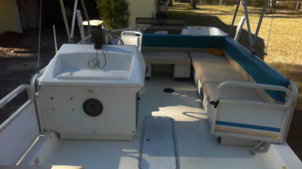 Photo 19 ft Hurricane Deck Boat - $4,800 (west side)