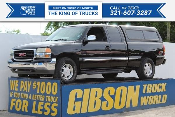 Photo 2001 GMC Sierra 1500 SLE - $7995 (_GMC_ _Sierra 1500_ _Truck_)