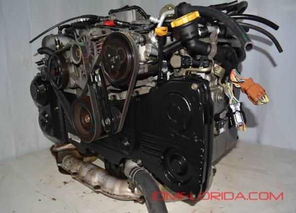 Photo 2002-2005 JDM SUBARU IMPREZA WRX 2.0L EJ205 TURBO AVCS ENGINE 2004 03 - $899 (JDM FLORIDA)