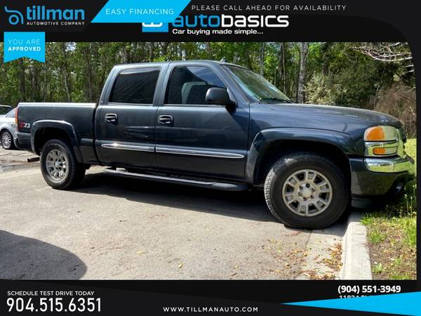 Photo 2005 GMC Sierra 1500 SLE Pickup - DON39T MISS OUT - $8990 (TILLMAN AUTOMOTIVE CO)