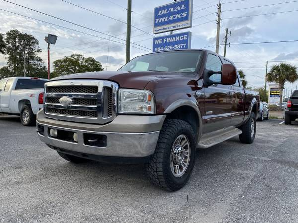 Photo 2006 Ford F250 King Ranch FX4 4X4 - Bulletproof, One Owner, We Finance - $13990 (1907 Cassat Ave)