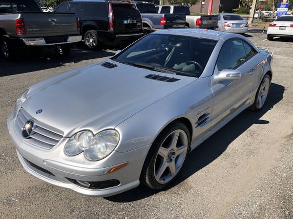 Photo 2006 Mercedes-Benz SL55 AMG Hard Top Coupe - Mint Condition - FINANCE - $18990 (1907 Cassat Ave)