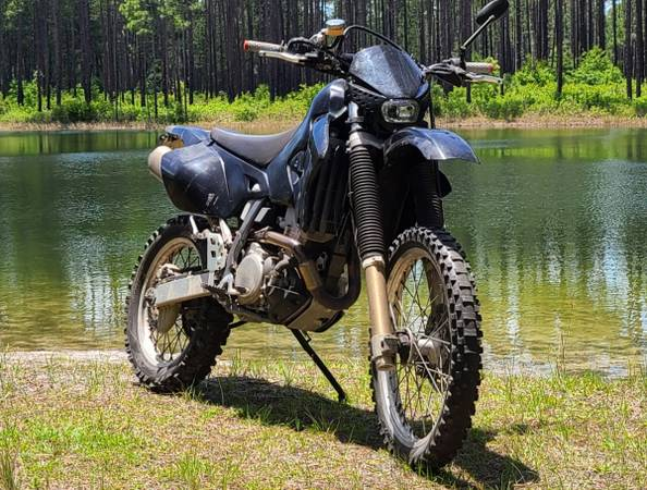 Photo 2007 Suzuki DRZ 400s - $3,000 (Jacksonville)