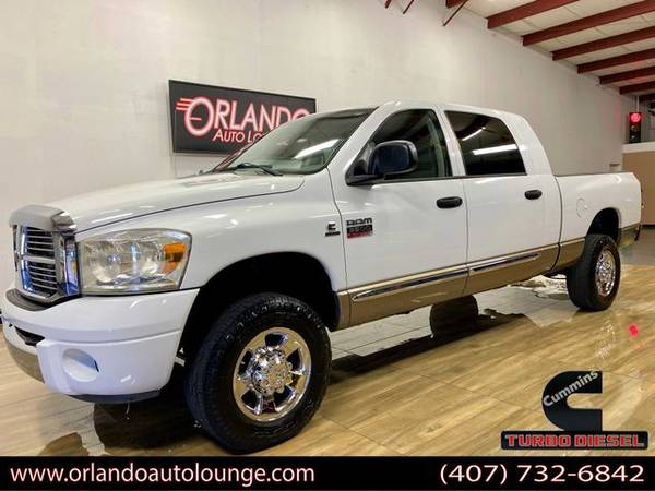 Photo 2008 Dodge Ram 2500 Mega Cab Laramie Pickup 4D 6 14 ft 4WD - $26900.00 (Sanford)