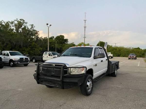 Photo 2009 Dodge Ram Chassis 3500 SLT - $19,990 (Sarasota, FL 941-408-4199)