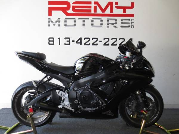 Photo 2009 Suzuki GSXR 600 Low Miles FINANCING Available - $5,999 (Riverview)