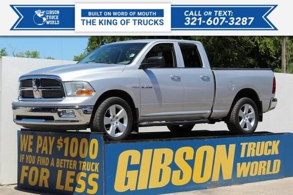Photo 2010 Dodge Ram 1500 SLT - $12995 (_Dodge_ _Ram 1500_ _Truck_)