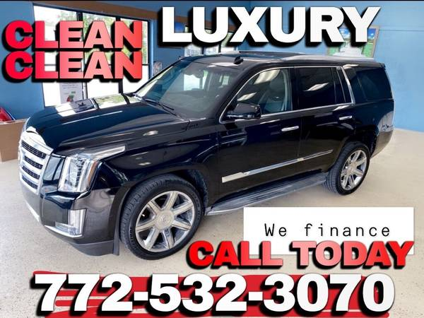 Photo 2015 Cadillac Escalade Luxury SUV (772)532-3070 - $36,977 (VERO BEACH)