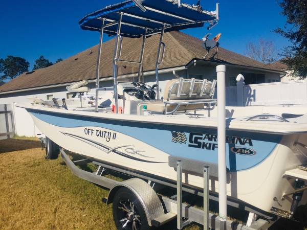 Photo 2016 Carolina Skiff 218 DLV - $33,000 (Fernandina Beach)