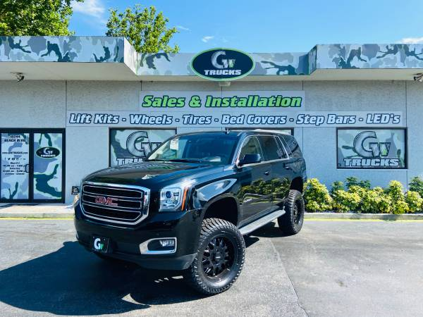 Photo 2016 GMC YUKON SLE 4X4  NEW LIFT, NEW WHEELS, NEW TIRES  - $36950 (10244 BEACH BLVD JACKSONVILLE FL 32246)