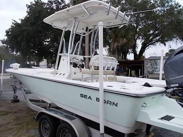 Photo 2017 Sea Born FX 22 Bay - $51,000 (Atlantic BeachMayport)
