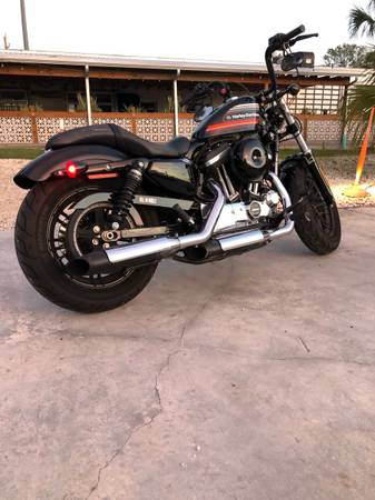Photo 2018 Harley Davidson Sportster 48 Special - $10,500 (Jacksonville)