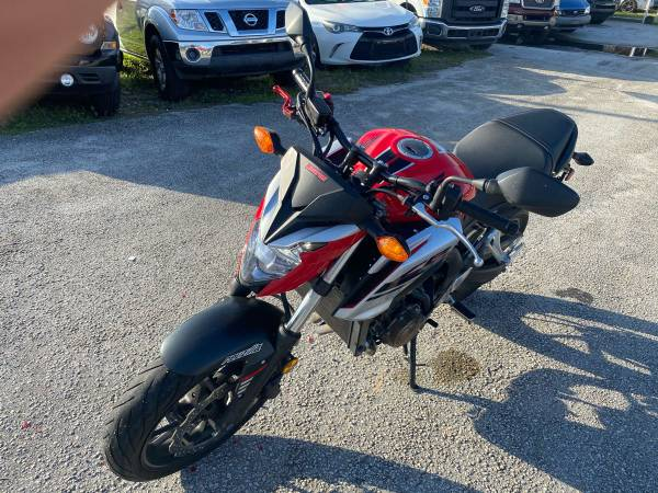 Photo 2018 Honda CB 650F Motorcycle Runs Like New Clean Title - $5,999