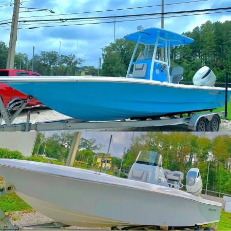 Photo 2021 bay boats center consoles boca bay aqua sport - $52,000 (Jacksonville fl)