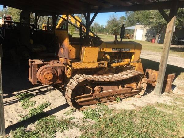 Photo 430C Dozer John Deere Bulldozer 430-C 430 Crawler Tractor 420 420c 440 - $6600 (Callahan, FL)