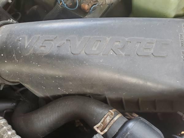 Photo 4.3 v6 Vortec motor and Transmission - $1,350 (Jacksonville)