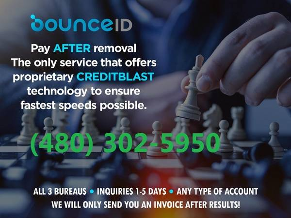 Photo All payment types accepted Credit repair