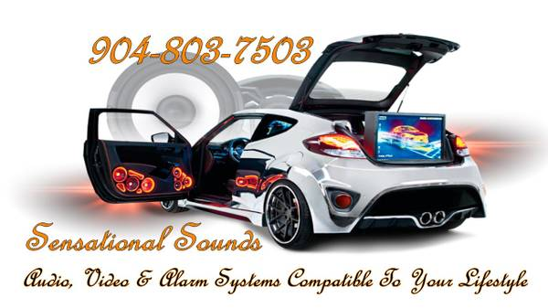Photo BRAND NEW CAR AUDIO SPEAKERS BY QUALITY BRANDS INSTALLED (Jacksonville)