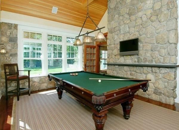 Photo Beautiful Peter Vitalie Noble Model 8 Foot Pool Table 1896 Brun - $1015 (jacksonville, FL)