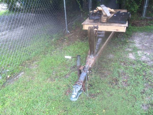 Photo Boat Trailer for sale - $200 (waycross, ga.)
