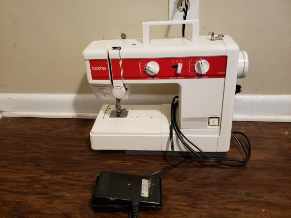 Photo Brother vx 1010 sewing machine - $75 (Jacksonville)
