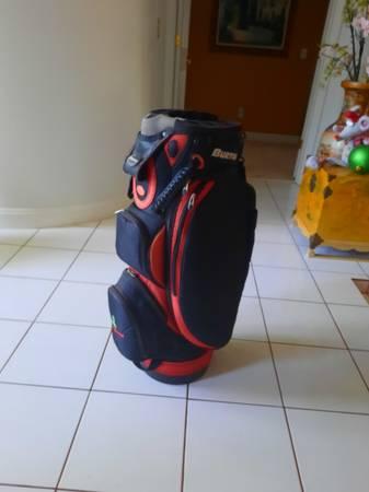 Photo Burton golf bag - $40 (Jacksonville)