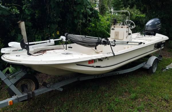 Photo Carolina Skiff - 17 JV CC - 40 HP Yamaha - $14,500