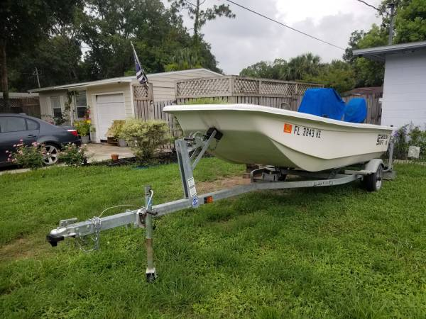 Photo Carolina skiff for sale - $7,000 (Jacksonville)