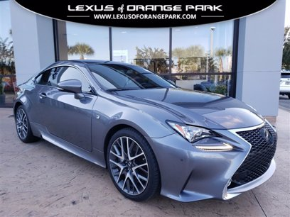 Photo Certified 2017 Lexus RC 350 F Sport for sale
