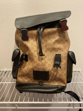 Photo Coach backpack - $200 (Town center)