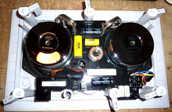 Photo DCM by MTX Audio Dual 6.5quot 2-Way CeilingWall LCR Home Theater Speaker - $30 (Jacksonville)