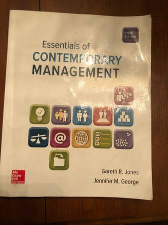 Photo Essentials of Contemporary Management (Jacksonville)