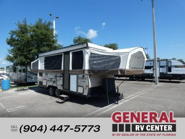 Photo Folding Pop-Up Cer 2015 Forest River RV Rockwood High Wall Series H - $14,999