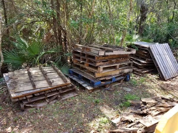 Free Pallets / Wood   Free Stuff   Jacksonville, FL   Shoppok