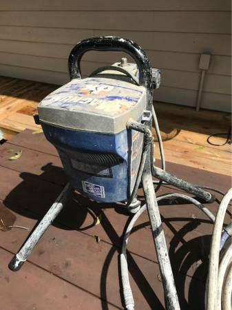 Photo Graco airless sprayers - $100 (southside)