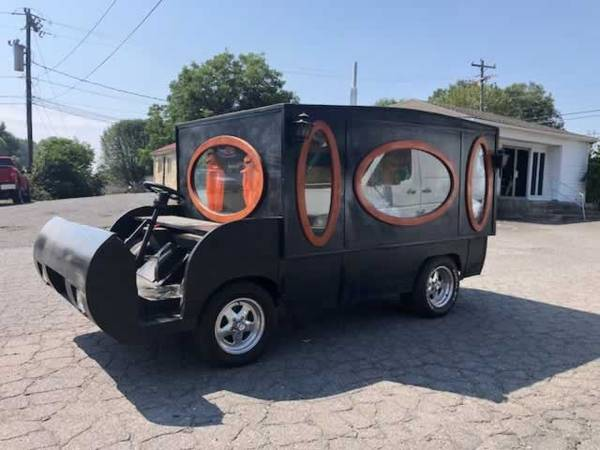 Photo Halloween Haunted House Hearse - $8900 (Palm Coast)