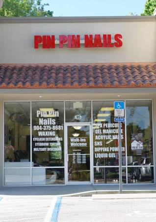 Photo Highly Rated Nail Salon - $60000 (Orange Park)