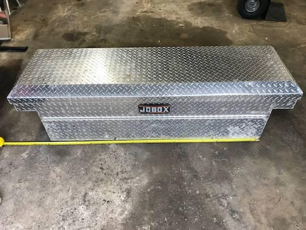 Photo JOBOX Aluminum Tool Box - $350 (St Johns)