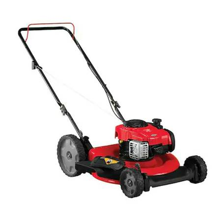 Photo NEW CRAFTSMAN M110 140-cc 21-in Gas Push Lawn Mower with Briggs  Stra - $99 (west jacksonville)