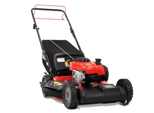 Photo NEW CRAFTSMAN M220 150-cc 21-in Self-propelled Gas Lawn Mower - $229 (west jacksonville)