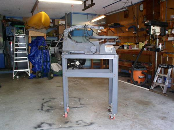 Photo Scroll Saw - Craftsman 20 inch - $125 ((Argyle Forest, Westside JAX))