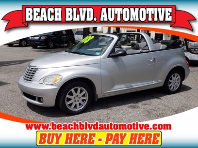 Photo Used 2007 Chrysler PT Cruiser Convertible for sale