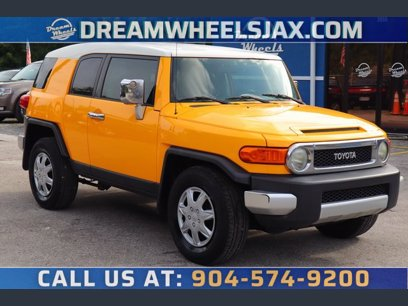 Photo Used 2008 Toyota FJ Cruiser 2WD for sale