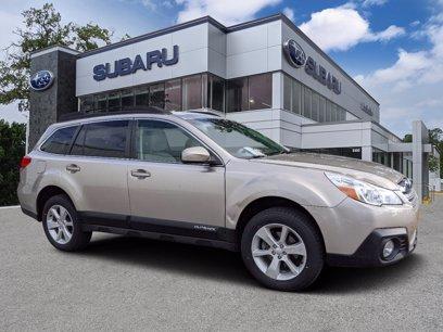 Photo Used 2014 Subaru Outback 2.5i Premium for sale