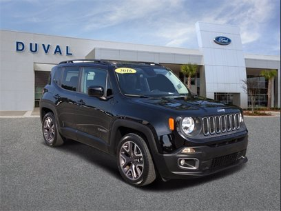 Photo Used 2016 Jeep Renegade FWD Latitude for sale