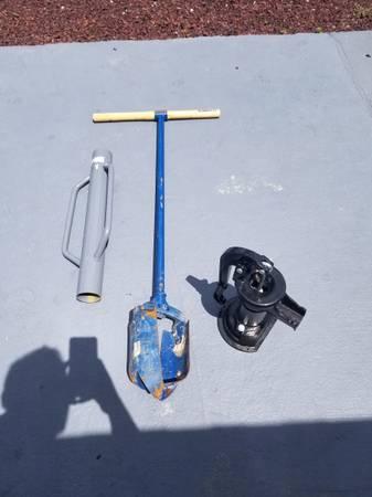 Photo Water Well Auger  Pitcher Pump - $120 (Orange Park)