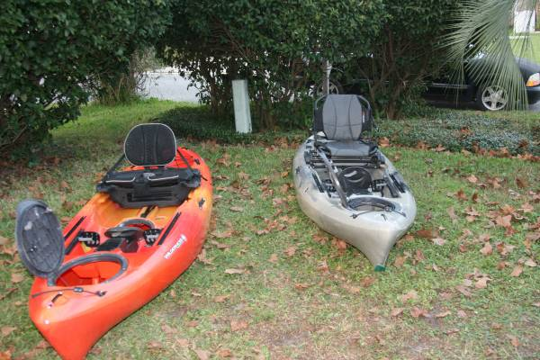 Photo Wilderness Systems Ride 115 X Fishing Kayak W Air Pro Seat - $700 (Middleburg)