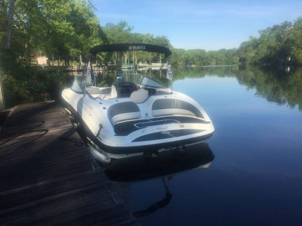 Photo Yamaha jet boat. SX210 - $12500 (Hilliard)