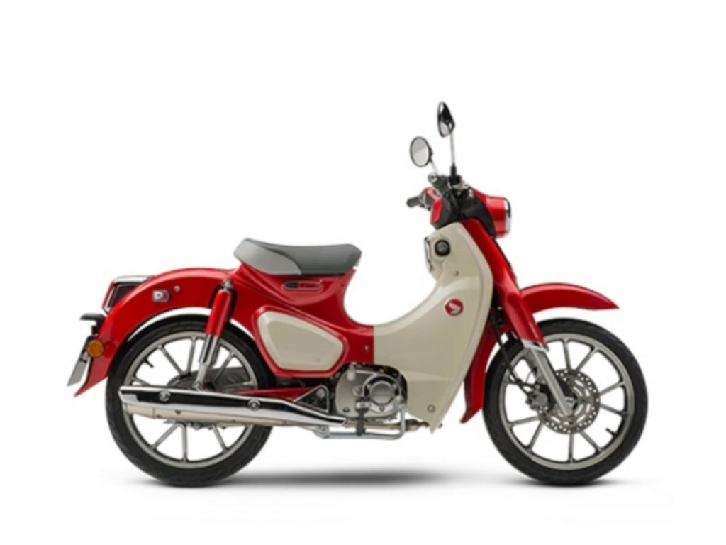 Photo 2020 Honda Super Cub C125 ABS $3649